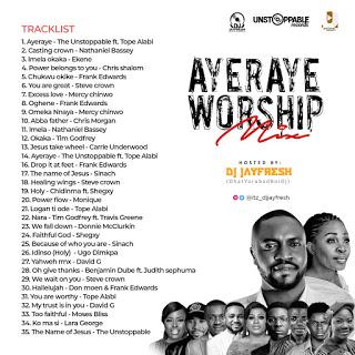 Ayeraye Worship mix by DJ Fresh